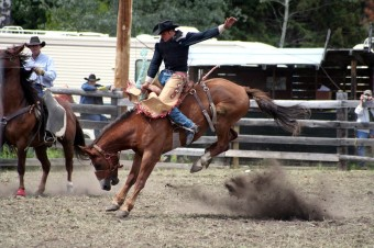 Siwash Lake Ranch - Local Rodeo