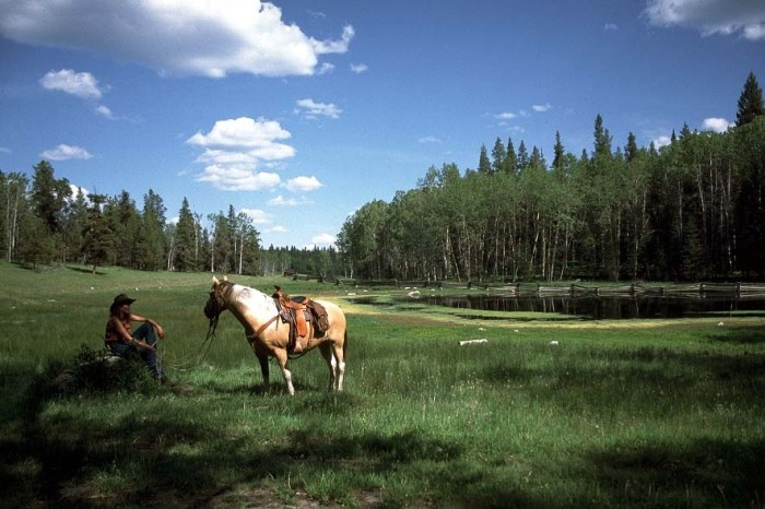 Luxury dude ranch and boutique wilderness resort - The Ranch at Siwash Lake for the world's best horseback riding holidays and vacations