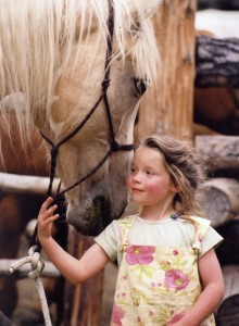 Siwash Lake Ranch - Children's horsecare program