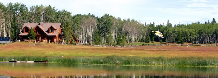 Siwash Lake Ranch is a world renowned luxury wilderness resort and private hideaway.